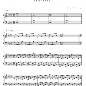 Sheet music download
